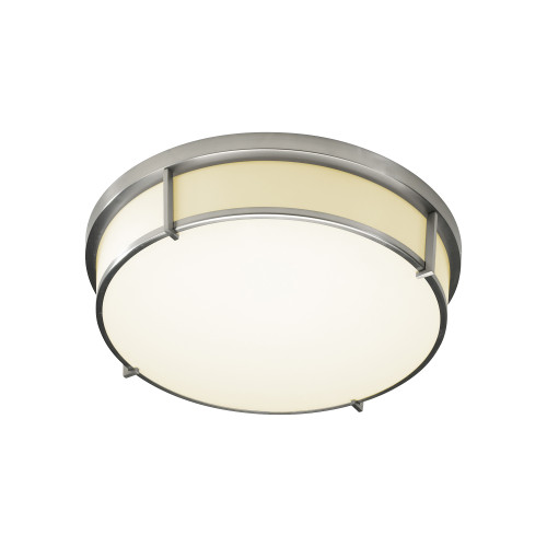 OXYGEN LIGHTING 2-699-24 iO 1+1-Light Ceiling Mount