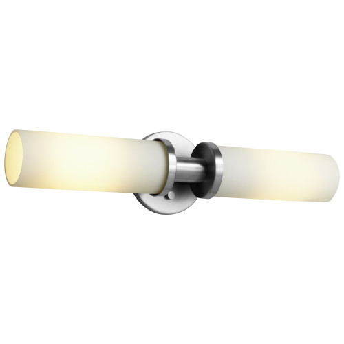 OXYGEN LIGHTING 2-5121-124 Pebble 2-Light Vanity Light