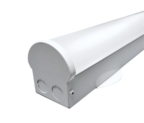 NICOR LSC-10-4S-UNV-35 LSC Series 4 Ft. Linear LED Strip Light Fixture in 3500K