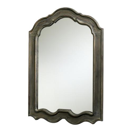 CYAN DESIGN 02478 Kathryn Mirror, Distressed Gray
