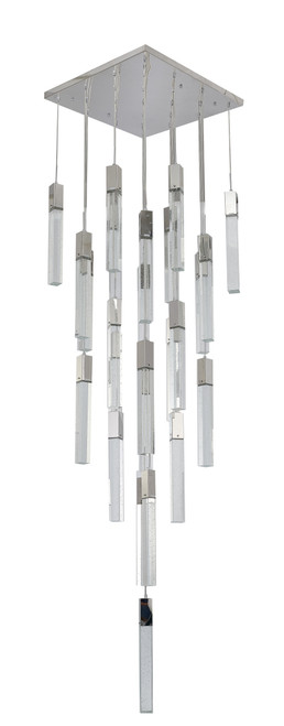 LIGHTING JUNGLE ADS05C25CH 25-Light Chandelier , Chrome