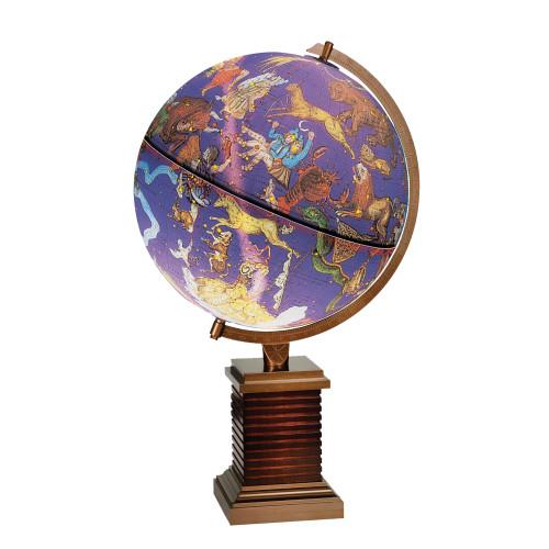"REPLOGLE 85601 GLENCOE CONSTELLATION 12"" Globe- Illuminated"