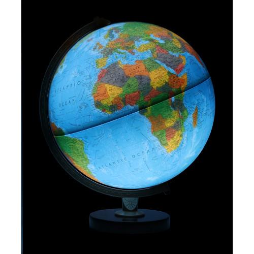 "REPLOGLE 86506 LIVINGSTON 12"" Globe – Illuminated"