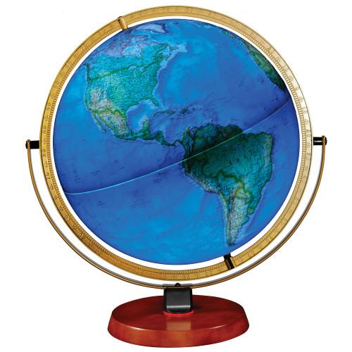 """REPLOGLE 87807 NICOLLET 12"""" Globe- Illuminated"""