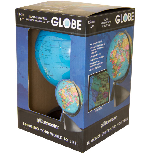 """REPLOGLE 81030 TERENNE 6"""" Globe"""