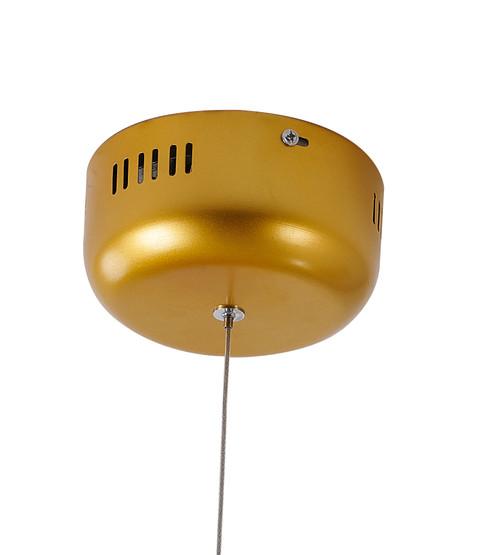 Bethel Internatioanl FL02C38G 63-Light LED Chandelier