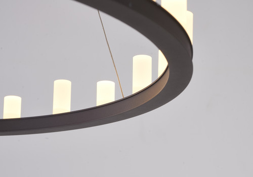 Bethel Internatioanl FIT31C31C 20-Light LED Chandelier
