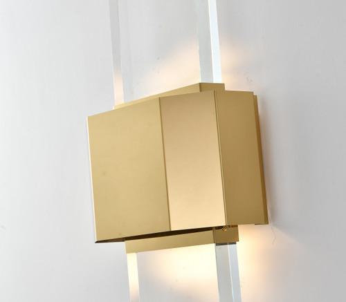 Bethel Internatioanl MU43 2-Light LED Wall sconce
