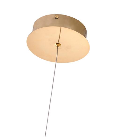 Bethel Internatioanl FT83P5A 1-Light LED Pendant