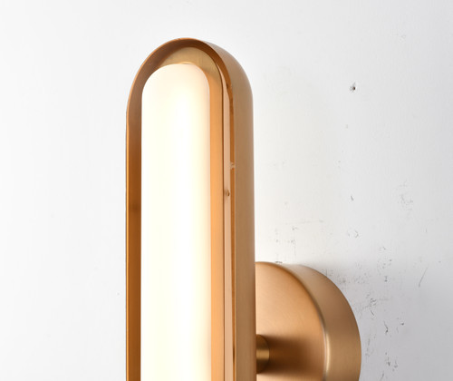 BETHEL INTERNATIONAL MDD01 1-Light LED Wall Sconce