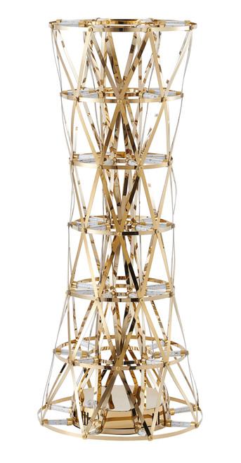 Bethel International BE31T10G LED Table Lamp Gold