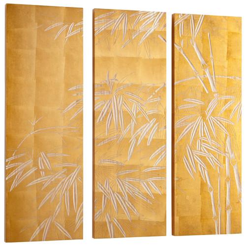 CYAN DESIGN 07516 Oceania Wall Art, Amber