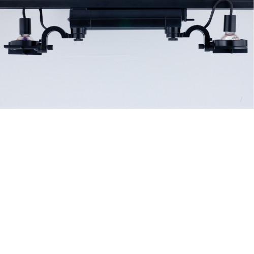JESCO Lighting LLV802MR1675-S ConTempo Series Low Voltage Track Light, Silver