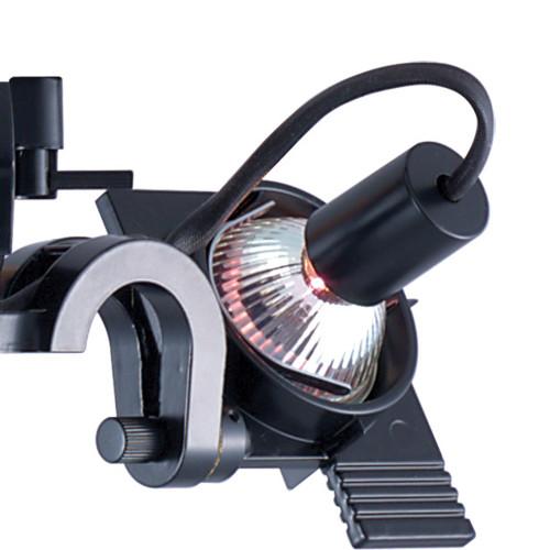JESCO Lighting HLV812MR1675-S ConTempo Series Low Voltage Track Light, Silver