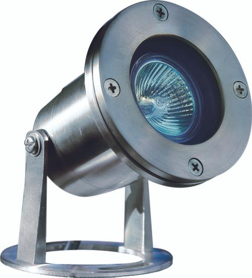 DABMAR LIGHTING LV323-SS316 316 Marine Grade Stainless Steel Pond/Fountain Underwater Light, 316 Marine Grade Stainless Steel