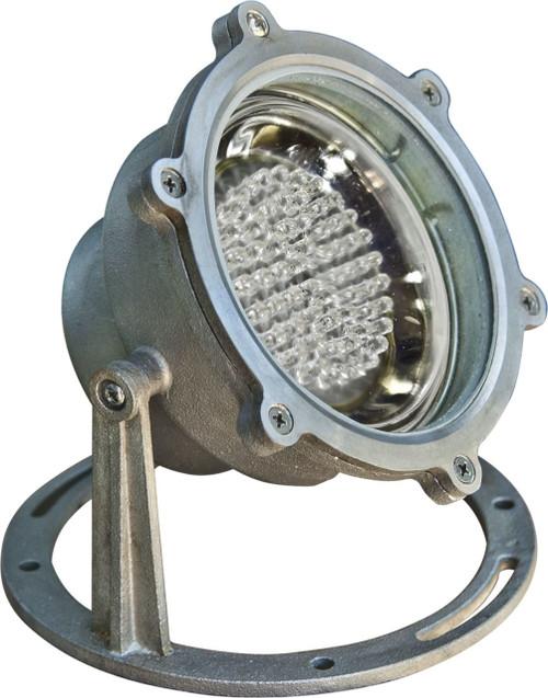 DABMAR LIGHTING LV-LED308-SS Stainless Steel LED Pond/Fountain Underwater Light, Stainless Steel