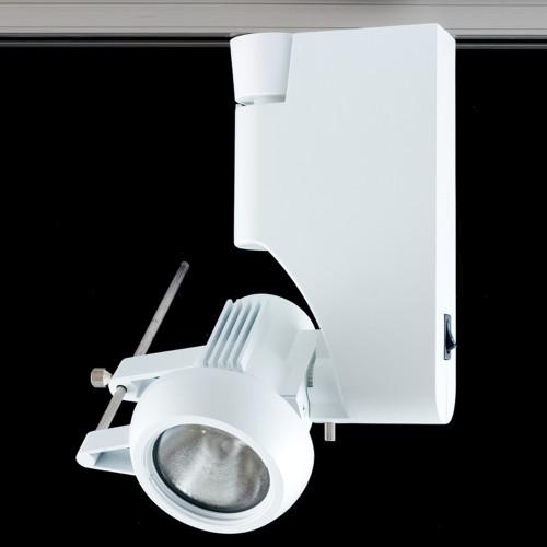 JESCO Lighting HMH270P2020-W ConTempo Series Metal Halide Track Light, White