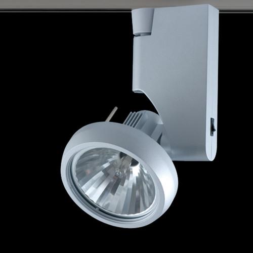JESCO Lighting HMH270T4NF20-S ConTempo Series Metal Halide Track Light, Silver