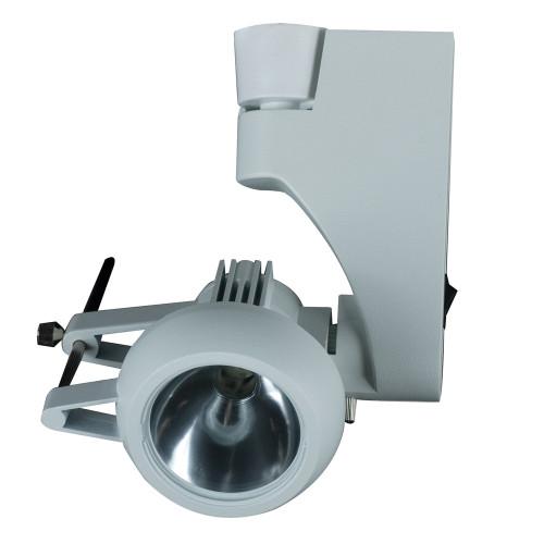 JESCO Lighting HMH270T4GUSP20W ConTempo Series Metal Halide Track Light, White