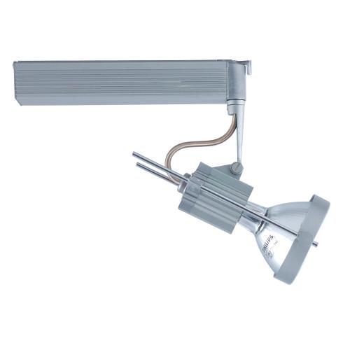 JESCO Lighting HMH901P30701B ConTempo Series Metal Halide Track Light, Black