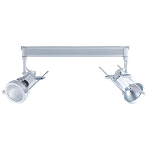 JESCO Lighting HMH902P20201W ConTempo Series Metal Halide Track Light, White