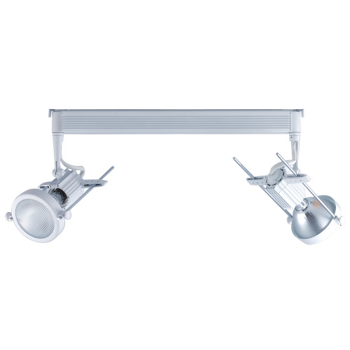 JESCO Lighting HMH902P20391W ConTempo Series Metal Halide Track Light, White