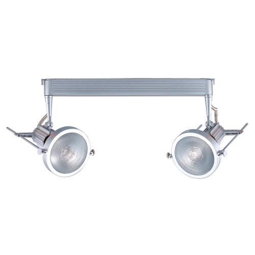 JESCO Lighting HMH902P38701S ConTempo Series Metal Halide Track Light, Silver