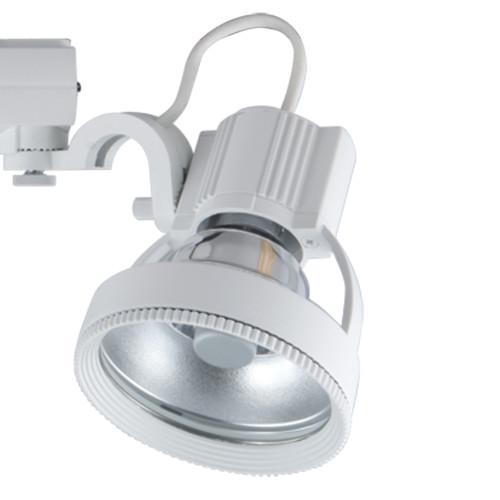 JESCO Lighting HMH903T6NF39-S ConTempo Series Metal Halide Track Light, Silver