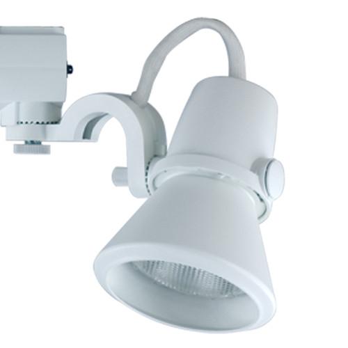 JESCO Lighting HMH904P2039-S ConTempo Series Metal Halide Track Light, Silver