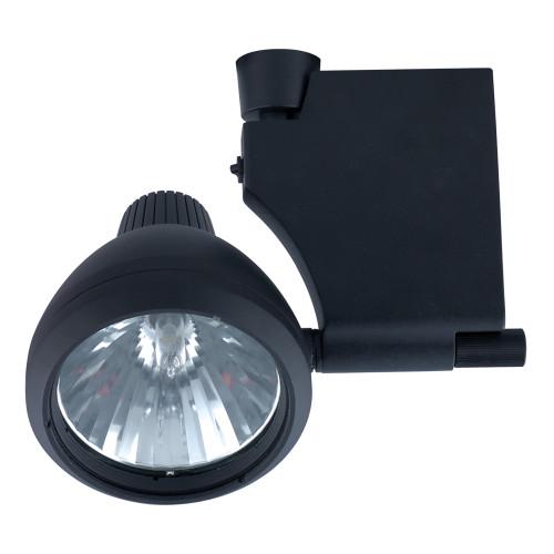 JESCO Lighting HMH905T439-B ConTempo Series Metal Halide Track Light, Black