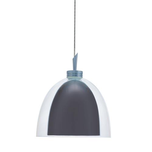 JESCO Lighting QAP215-GMWH Lina Low Voltage Quick Adapt Pendant