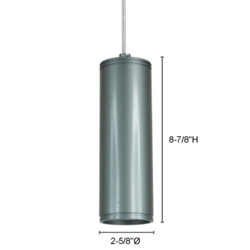 JESCO Lighting QAPL315-30SN CASTEL LED Pendant, 3000K