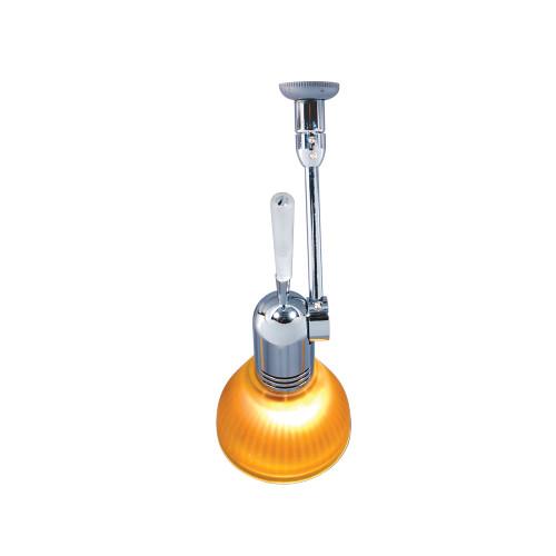 JESCO Lighting QAS131X3-CH ELLA Low Voltage Quick Adapt Spot
