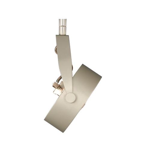 JESCO Lighting QAS151X3-SN GAVIN Low Voltage Quick Adapt Spot