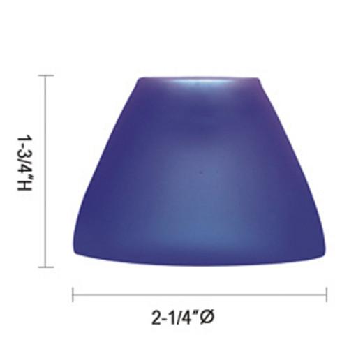 JESCO Lighting QASA112SN Shade Low Voltage Quick Adapt Spot