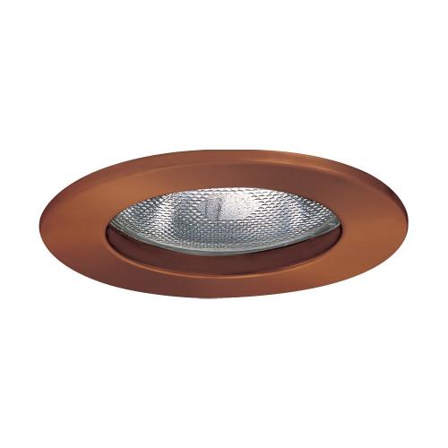 """JESCO Lighting TM5502AB 5"""" Line Voltage Open Trim, Antique Bronze"""
