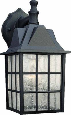 Black Volume Lighting V8126-5 1-Light Outdoor Wall Sconce