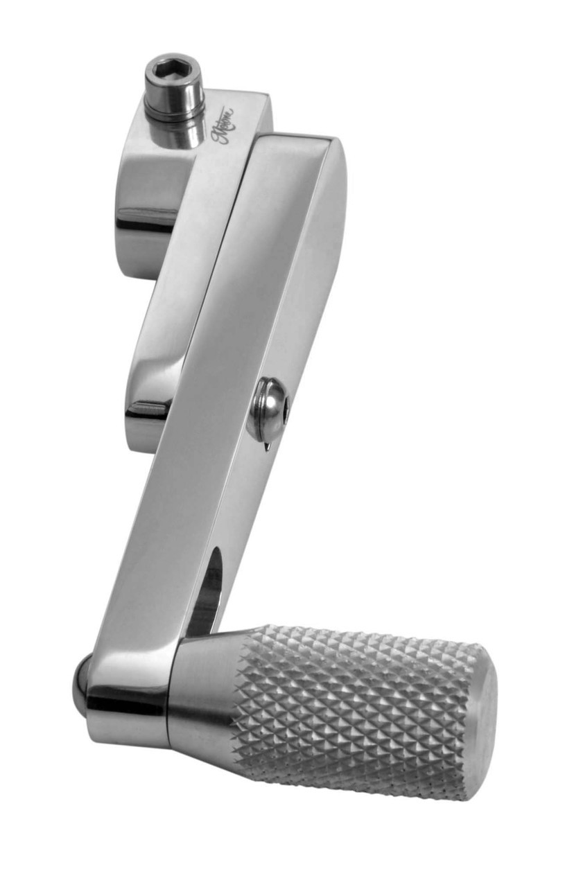 Adjustable Short Shifter Gear Selector Lever and Peg - Polish