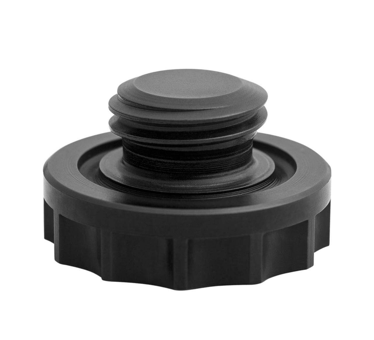 Oil Filler Cap Black