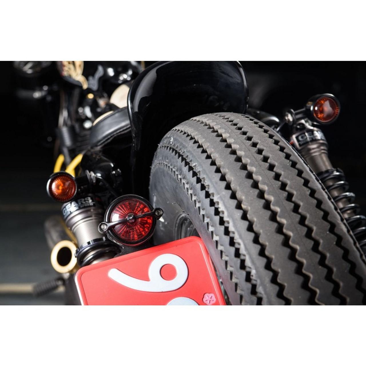 MOTONE Bel Air Tail Light - LED - Black
