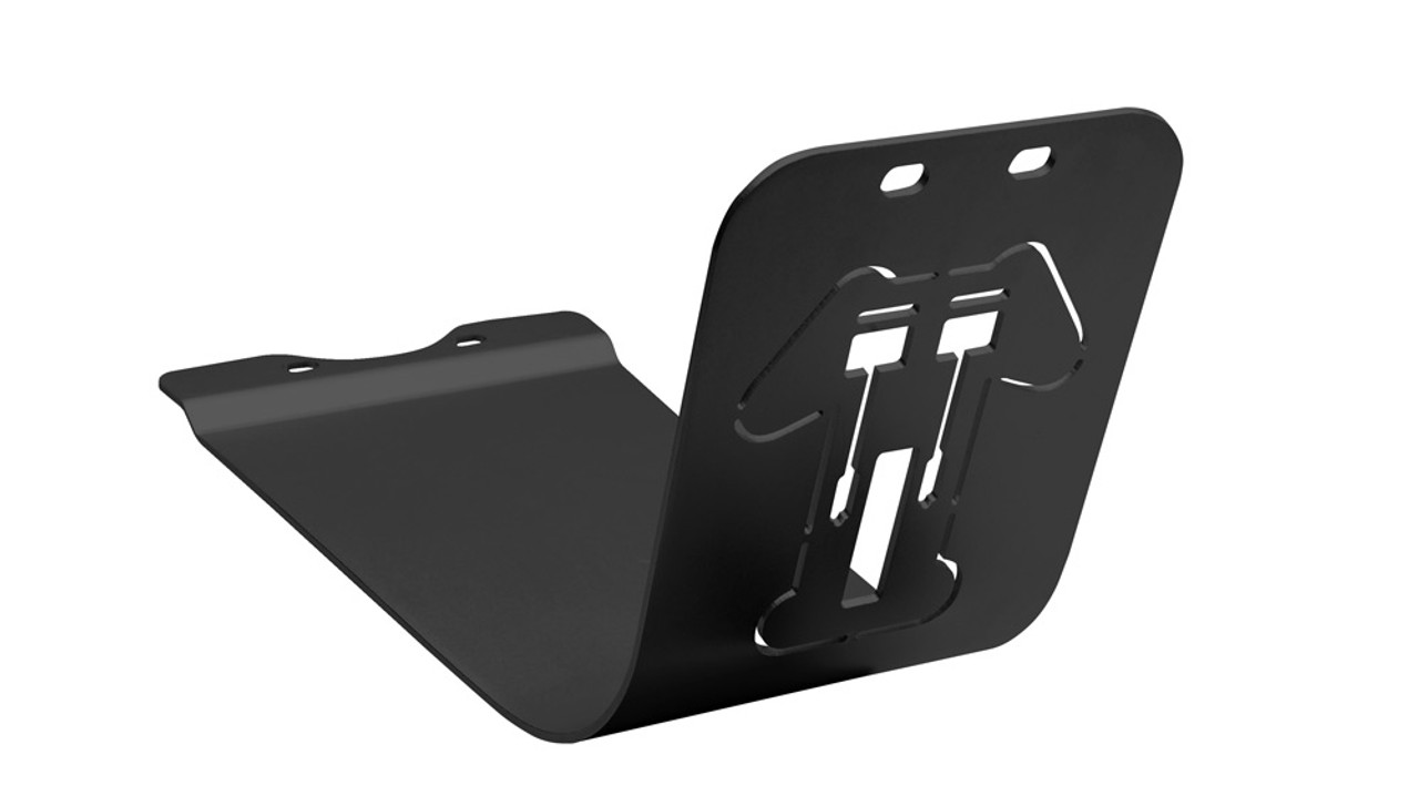 Skid Plate - Sump Guard - Black