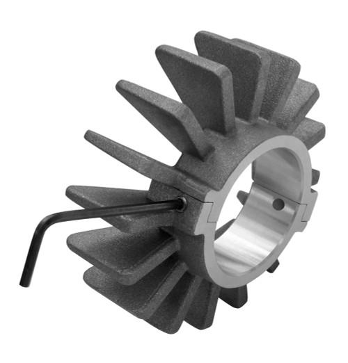 Big Fin Header Exhaust Clamps - EFI