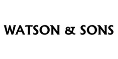 Watson and Sons