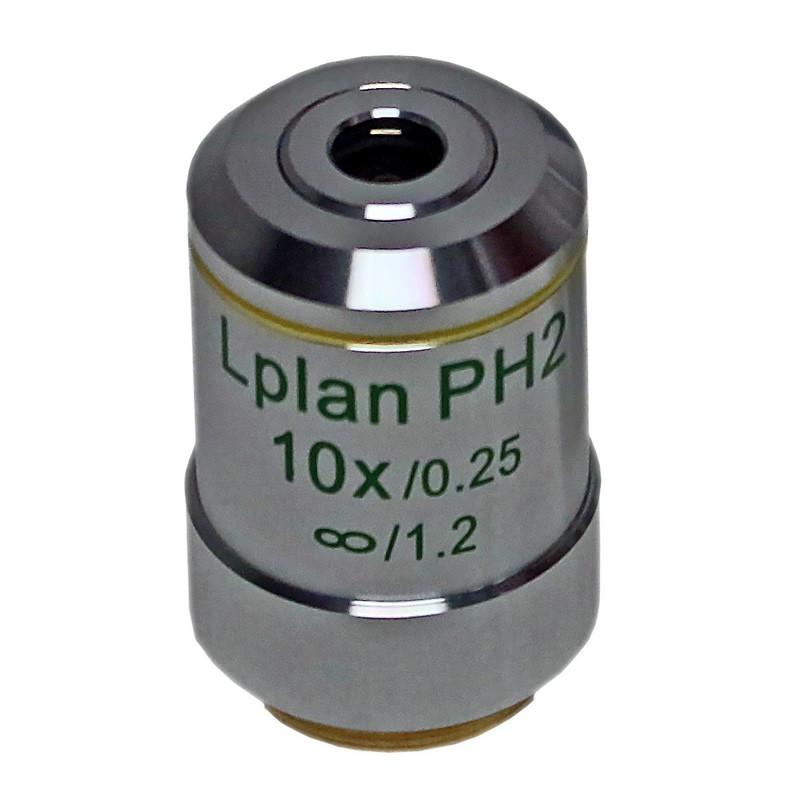 ACCU-SCOPE 310-3174-PH 10x LWD Infinity Plan Phase Objective
