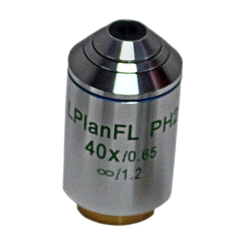 ACCU-SCOPE 310-3175-FLPH 40x LWD Infinity Plan Fluorite Phase Objective