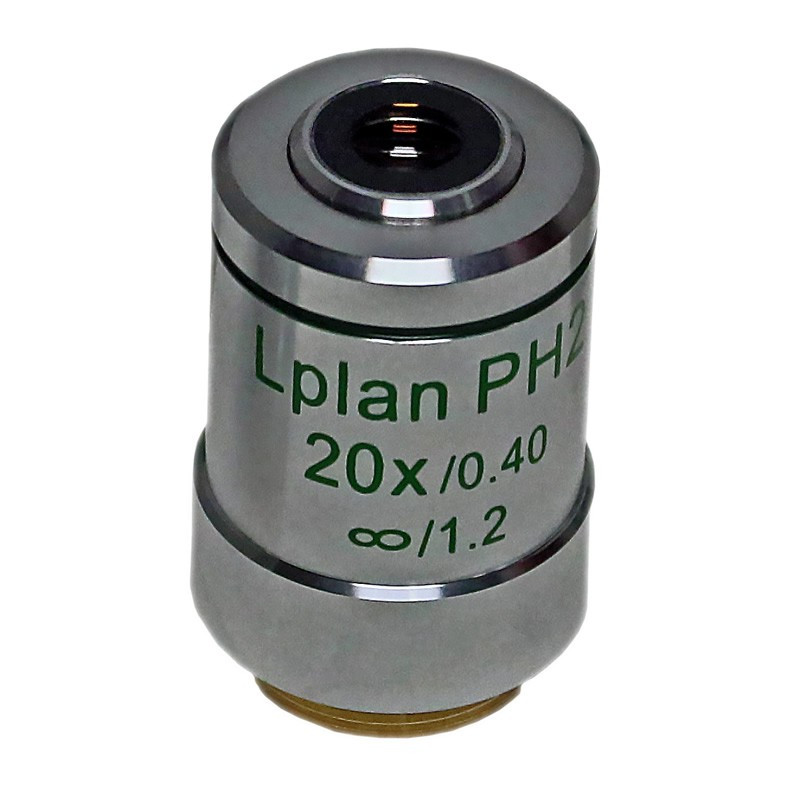 ACCU-SCOPE 310-3177-PH 20x LWD Infinity Plan Phase Objective