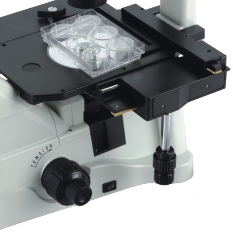 ACCU-SCOPE 310-3213 Attachable Mechanical Stage for EXI-310