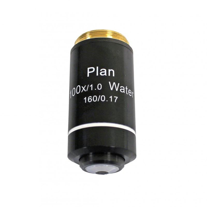 ACCU-SCOPE 3189PL-W 100xR Water Immersion DIN Plan Achromat Objective