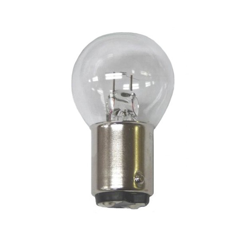 ACCU-SCOPE 20W Bayonet Bulb Clear Round (A3275)