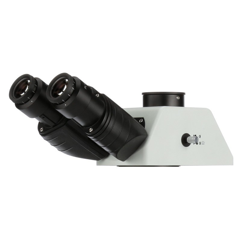 ACCU-SCOPE 400-3158-F Trinocular Viewing Head for EXC-400 Series, 100/0 or 0/100 Light Split